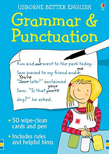 Grammar and Punctuation (Activity Cards)