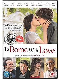 To Rome with Love [Import italien]