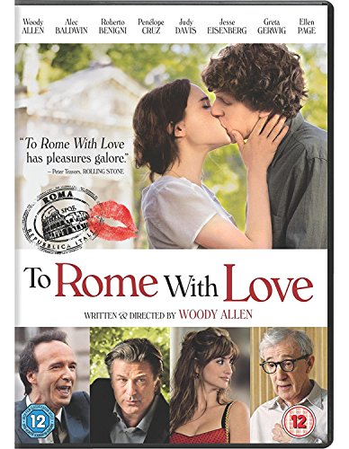 To Rome with Love [UK Import]