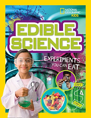 Edible Science: Experiments You Can Eat (Science & Nature) thumbnail