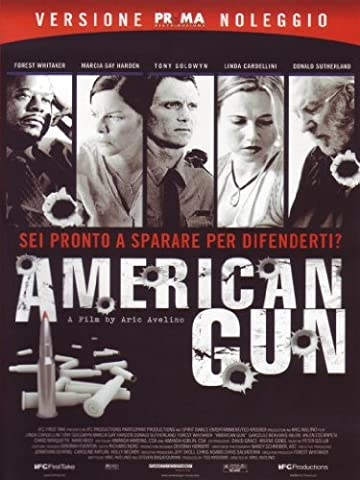 Tony Goldwyn - American gun [Import
