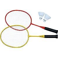 Sunflex Kid's Match Badminton Kit - Multi-Colour