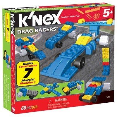Drag Racers Building Set by K'Nex