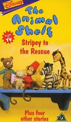 Animal Shelf - Stripey To The Rescue (Disney) [VHS]