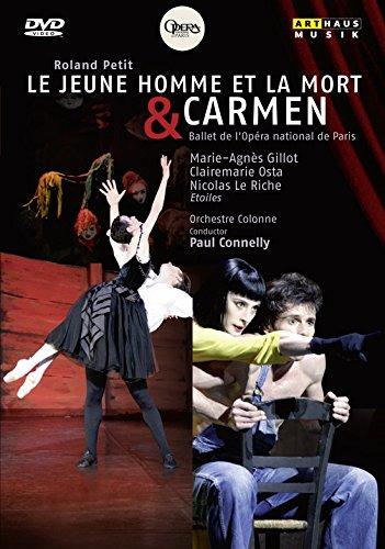 Petit , Roland - Le jeunen homme et la mort / Carmen Preisvergleich