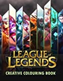 League of Legends Creative Colouring: LOL, LoL, Creative colouring, Gamer, Esports, Riot Games, Gaming, Gaming books, League of Legends, Twitch, Nightblue3, LCS, Summoners Rift, Baron Nashor, Geek, Steam, LOLskill, Pentakill, LCK, Faker, Fnatic, FNC, Team solo mid, TSM, CLG, SKT by Mr James Jackson (December 22,2015)
