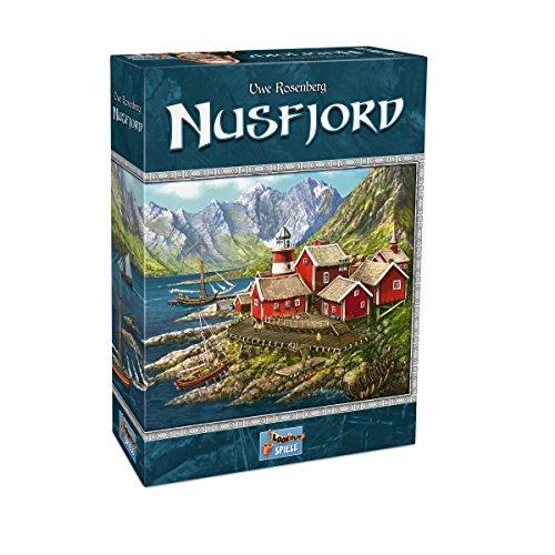 Lookout Games 22160095 - Nusfjord, Kennerspiel von Uwe Rosenberg Preisvergleich
