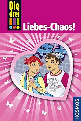Die drei !!!, 60, Liebes-Chaos! Liebe 3