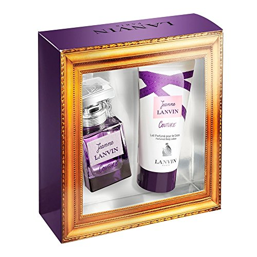 """Lanvin - Jeanne """"Couture"""" Giftset Edp + Body lotion"""