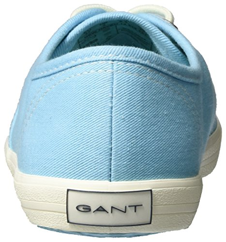 GANT Damen New Haven Sneaker Blau (topaz blue)