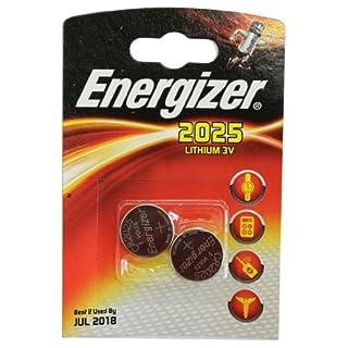 All Trade Direct 4 x Energizer Knopfzelle Lthium Cr2025 3 V Dl2025 Autoschlüsseln