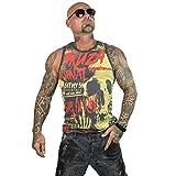Yakuza Original Herren Cock Face Tank Top T-Shirt