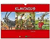 Haralds Klavinius Jagdkalender 2020 -