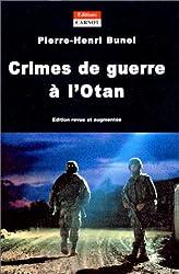 Crimes de guerre à l'Otan