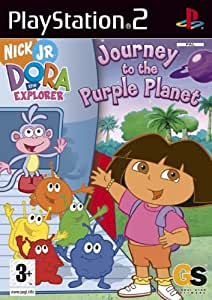 Dora The Explorer: Journey To The Purple Planet (PS2