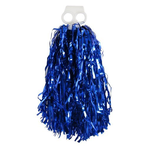 water-wood-football-youth-cheerleader-pompons-cheer-pom-poms-royal-blue-plastic