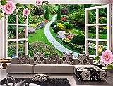 Carta Da Parati 3D Carta Da Parati Personalizzata Foto Murale Adesivo Murale Alta Qualità Residenziale Paesaggio Pittura Murales Parete 3D Camera Da Parati
