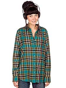 Damen Hemd lang Burton Driver Flannel Shirt LS Women