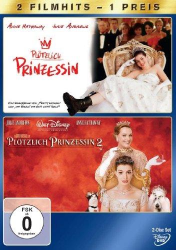 Bild von Plötzlich Prinzessin / Plötzlich Prinzessin 2 [2 DVDs]