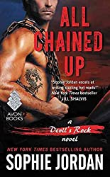 [All Chained Up : A Devil's Rock Novel] (By (author)  Sophie Jordan) [published: April, 2016]