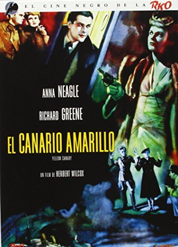 Yellow Canary [ NON-USA FORMAT, PAL, Reg.0 Import - Spain ] by Anna Neagle
