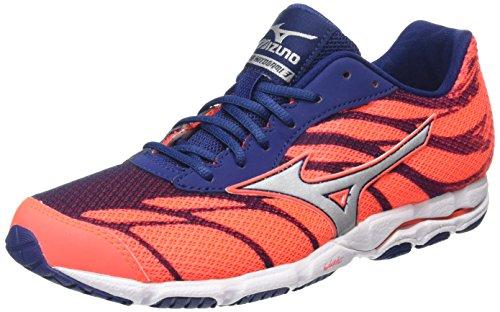 Mizuno Wave Hitogami 3 - Zapatillas deportivas para mujer