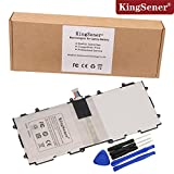 KingSener 3.8 V 6800 mAh batterie de rechange pour Samsung GALAXY Tab 3 10.1 GT-P5200/P5210 Batterie tablette Pc/P5220