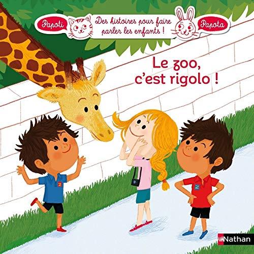Le zoo, c'est rigolo ! (5)