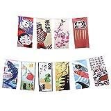 FLAMEER Style Japonais Bannière Rideaux de Sushi Bar Restaurant Décor Intérieur...