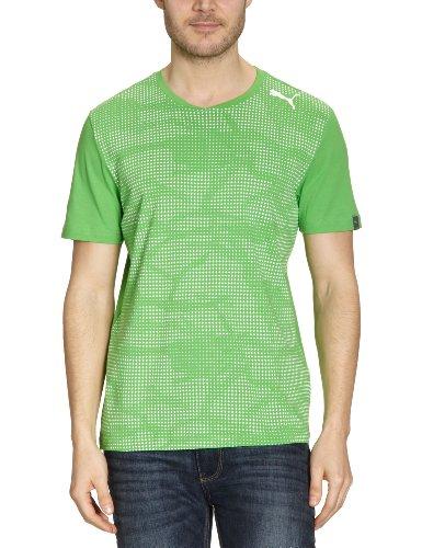 PUMA Herren T-Shirt Tech Classic Green