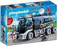 PLAYMOBIL City Action Vehículo con Luz Led y Módulo de Sonido
