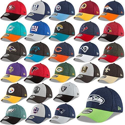 New Era Sideline Cap Seattle Seahawks #2905 - L/XL - mit UD Bandana -