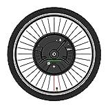 Kit de conversión de rueda delantera Kit de conversión de bicicleta eléctrica de 26 pulgadas La batería 3.0 se puede alimentar Aplicación de carga de producto USB velocidad controlable 36v 350w,26'