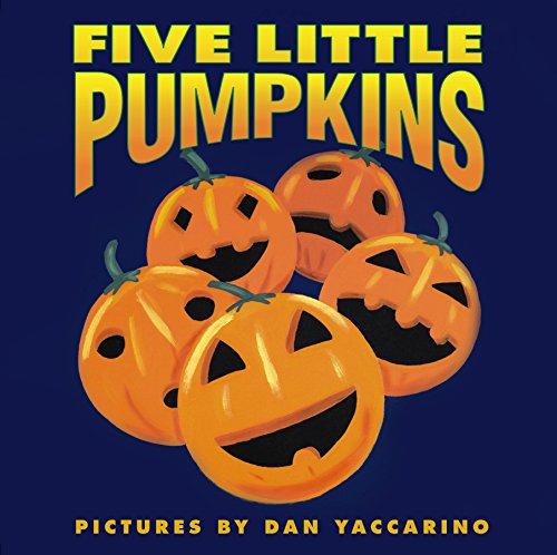 Five Little Pumpkins (Harper Growing Tree) (English Edition)