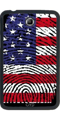 "Custodia per Samsung Galaxy Tab 3 P3200 - 7"" - America by WonderfulDreamPicture"