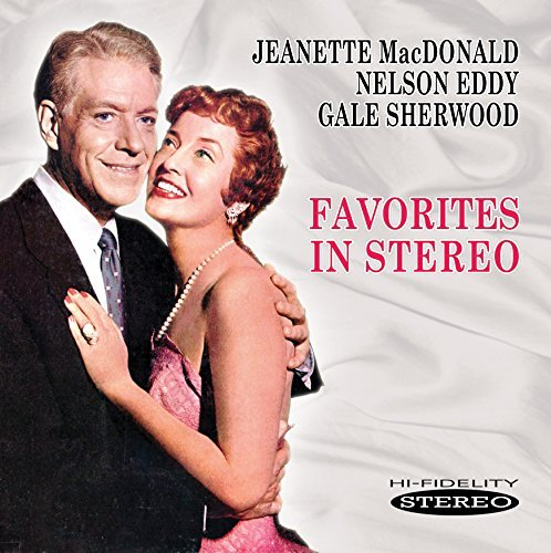 Favorites In Stereo by Jeanette Macdonald (2010-11-09)