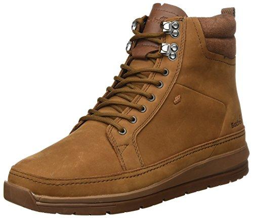Herren High Boot Tops (Boxfresh Herren LOADHA Chukka Boots, Braun, 44 EU)