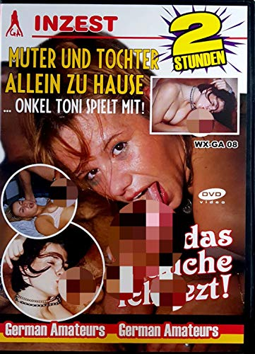 S. DVD Muter und tochter allein zu hause GA wxga08 (Zu Film Allein Hause)
