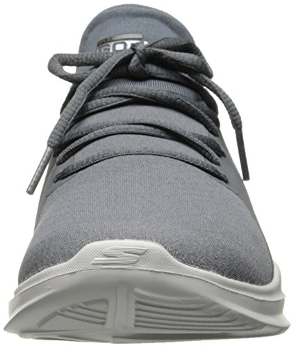 Running Gris Go Femme Skechers de Chaussures Mojo Charcoal Run wXnxFqU