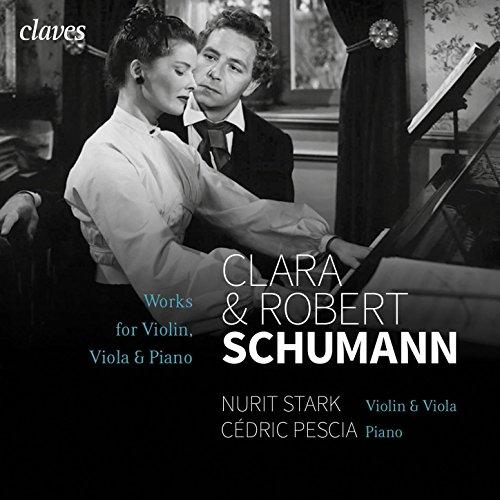 Schumann: Works for Violon / Viola & Piano