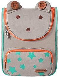 Preisvergleich für Vox Kinderrucksack Kindergarten Mädchen Kleinkinder Babyrucksack mit Brustgurt Leine