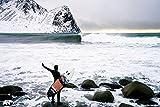Best Windsurfing - Athah Designs Windsurfing Ocean Sea Man Nature Landscape Review