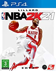 NBA 2K21 with Amazon Exclusive DLC (PS4) - KSA Version