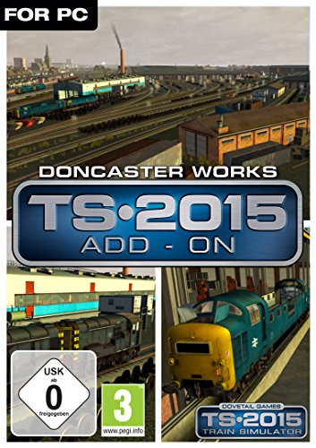 Train Simulator 2015 Doncaster Works