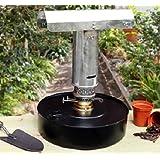Equip247uk - Calentador de parafina para Invernadero, protección contra heladas, germinación
