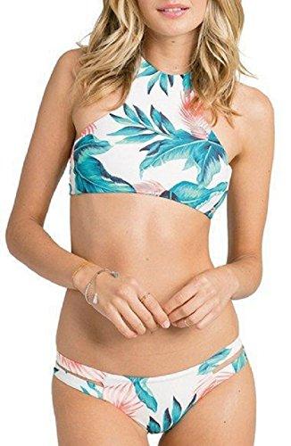 rightvp-bikini-aus-nylon-damen-blatter-muster-split-badeanzug-blaue-und-weisse-