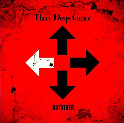 Outsider (Grace-cd Three Days)