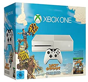 Xbox One Konsole (weiss) inkl. Sunset Overdrive (DLC)