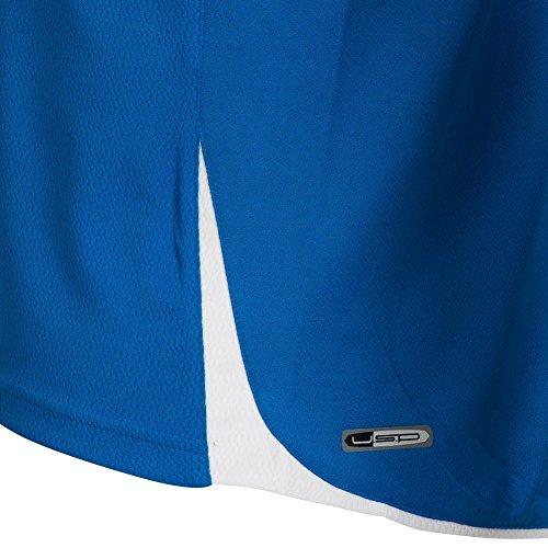 PUMA Herren Trikot Hoffenheim GK Shirt Promo Royal Blau