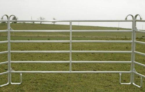 Panel - Zaunelement 3,0 m mit Schnell-Kettenverschluss